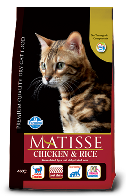 Farmina MATISSE cat Chicken & Rice Adult