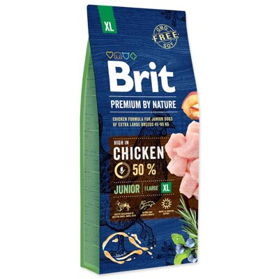 Brit Premium by Nature dog Junior XL