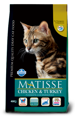 Farmina MATISSE cat Chicken & Turkey Adult