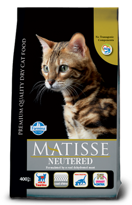 Farmina MATISSE cat Neutered Adult