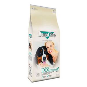 BonaCibo Adult Dog Light / Senior