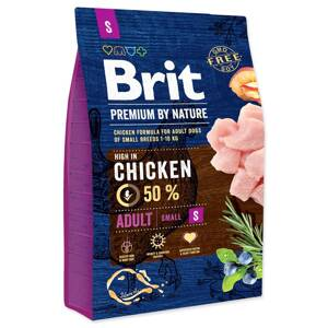 Brit Premium by Nature dog Adult S