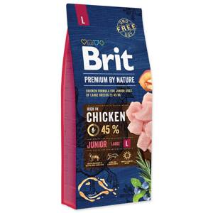 Brit Premium by Nature dog Junior L