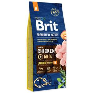 Brit Premium by Nature dog Junior M