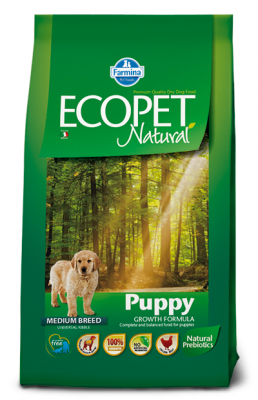 Farmina ECOPET dog Puppy Medium