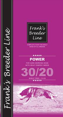 Frank's Breeder Line Active/Power 30/20