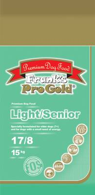 Frank's Pro Gold Light / Senior 17/18