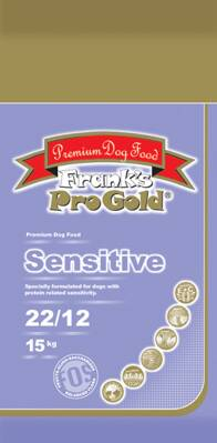 Frank's Pro Gold Sensitive 22/12